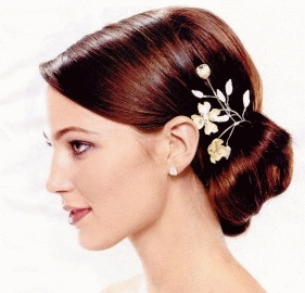 Bridal up-do's styles, formal up-do's prom special occasions